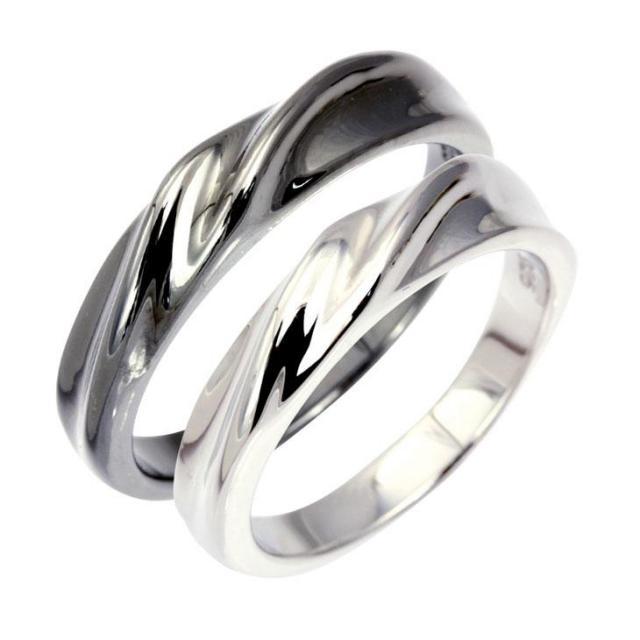 LARA Christie (ララクリスティー) イルヴェント ペアリング [ PAIR Label ] シルバー ペアリング 指輪 r5906-p