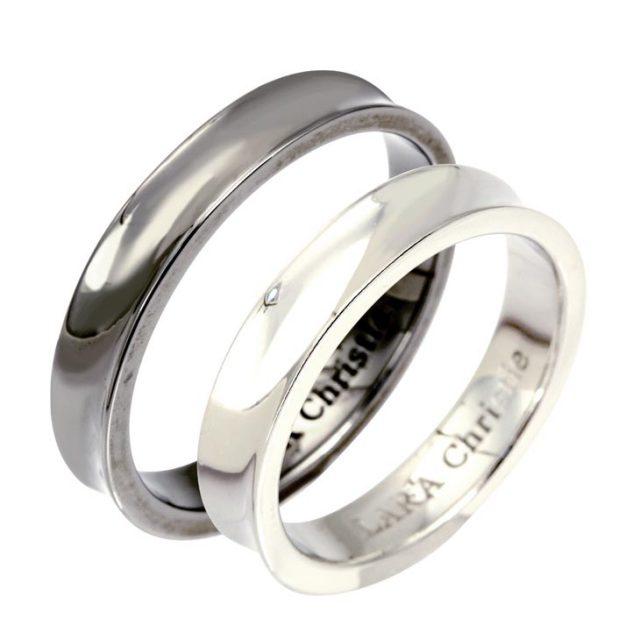 ダカーポペアリング指輪の商品画像