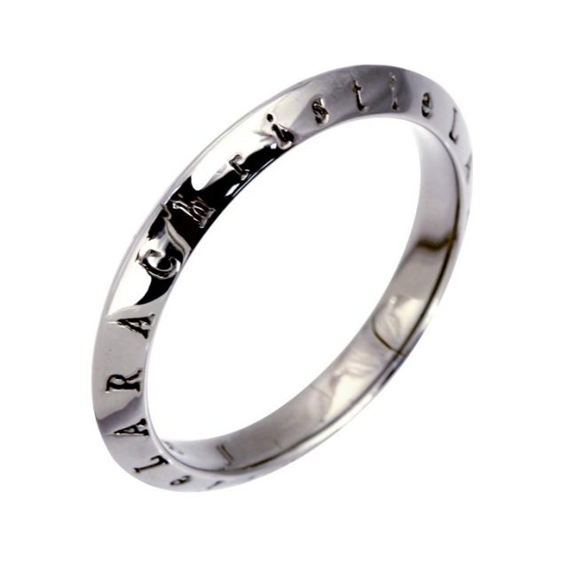 LARA Christie (ララクリスティー) ローラシア リング [ BLACK Label ] シルバー リング 指輪 メンズ r6025-b