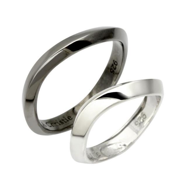 LARA Christie (ララクリスティー) マリアージュ ペアリング [ PAIR Label ] シルバー ペアリング 指輪 r6026-p