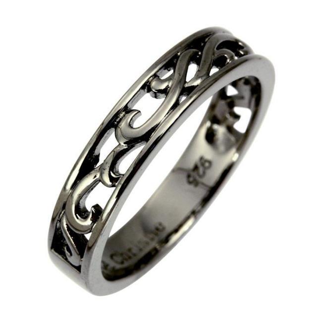 LARA Christie (ララクリスティー) ランソー リング [ BLACK Label ] シルバー リング 指輪 メンズ r6028-b