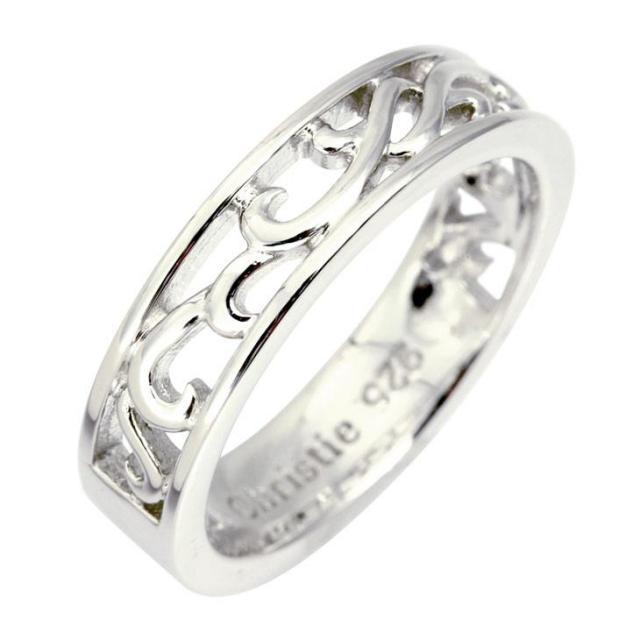 LARA Christie (ララクリスティー) ランソー リング [ WHITE Label ] シルバー リング 指輪 レディース r6028-w