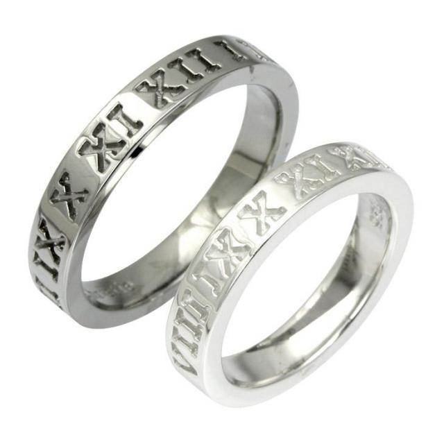 オルロージュペアリング指輪の商品画像
