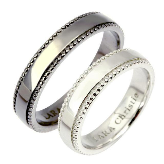 ギャラクシーペアリング指輪の商品画像