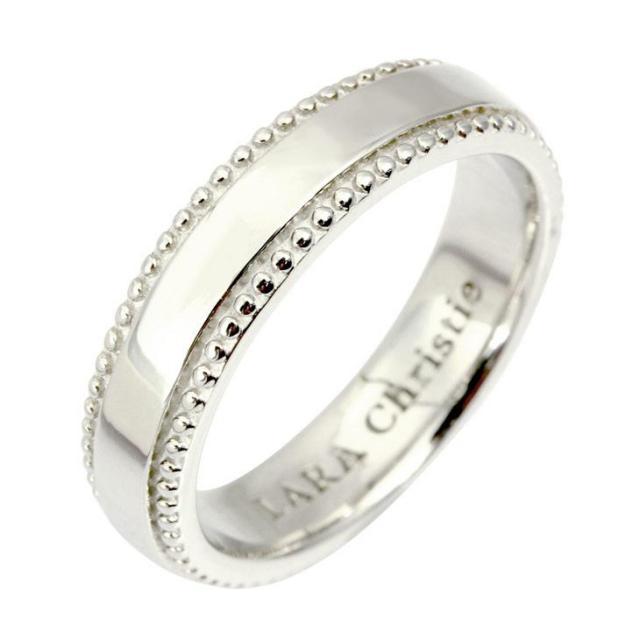 LARA Christie (ララクリスティー) ギャラクシー リング [ WHITE Label ] シルバー リング 指輪 レディース r6030-w