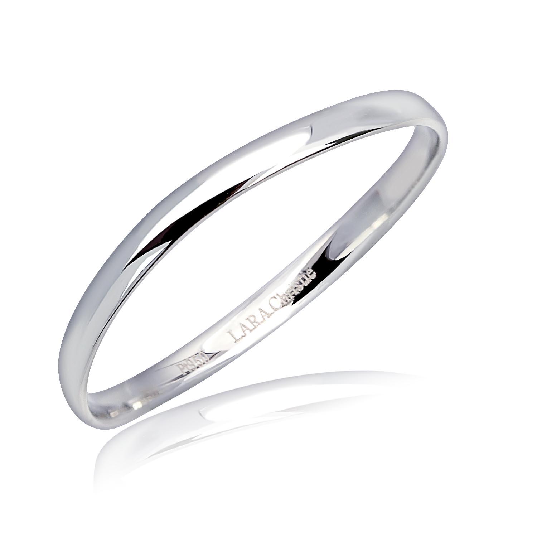 ララクリスティーの商品エターナル マリッジ リング 指輪プラチナ Pt950