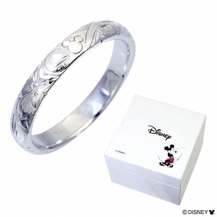 ディズニーコレクション 指輪 レディースリング ハワイアンジュエリー プルメリア ストレートの画像