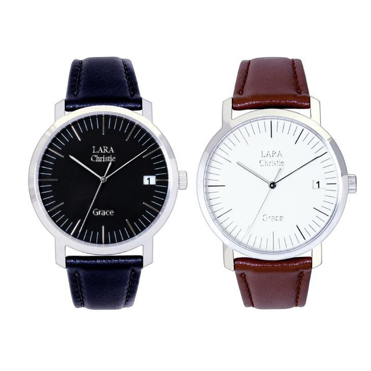 ララクリスティーの商品グレース 腕時計 ペア ウォッチ