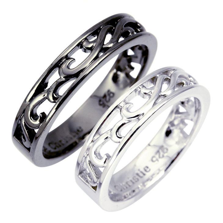 ララクリスティーの商品ランソーペアリング 指輪