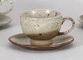 茶かいらぎコーヒー碗皿