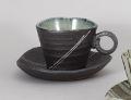 銀河コーヒー碗皿