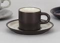 茶切立コーヒー碗皿