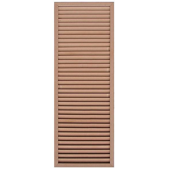 人工木ルーバーラティス1750×600