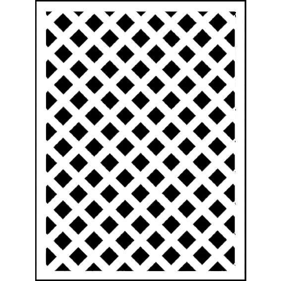 ホワイト格子ラティス1200×900
