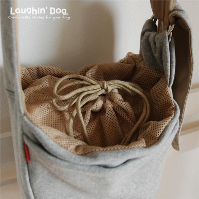 Laughin' Dog ラフィンドッグ カンガルーキャリーバッグ