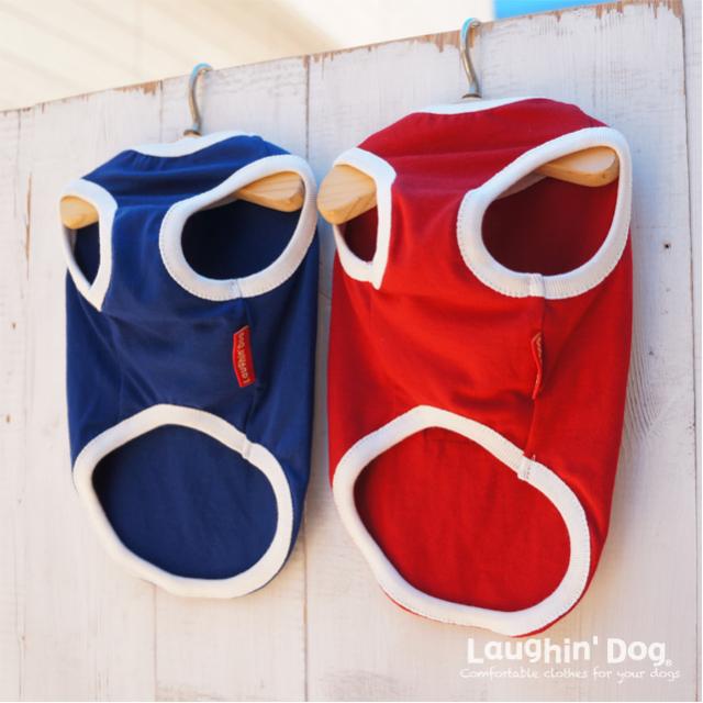 Laughin' Dog ラフィンドッグOUTLAST温度調整タンク スターアンドストライプ