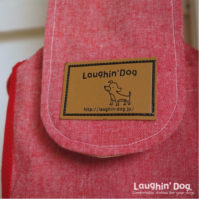 Laughin' Dog-メッシュ使いで快適。夏のワラビーバッグ