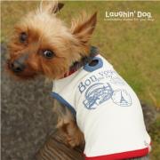 【ウエア】夏の暑さを吸収してくれる温度調整素材のタンク ボンボヤージュ 小型犬サイズ