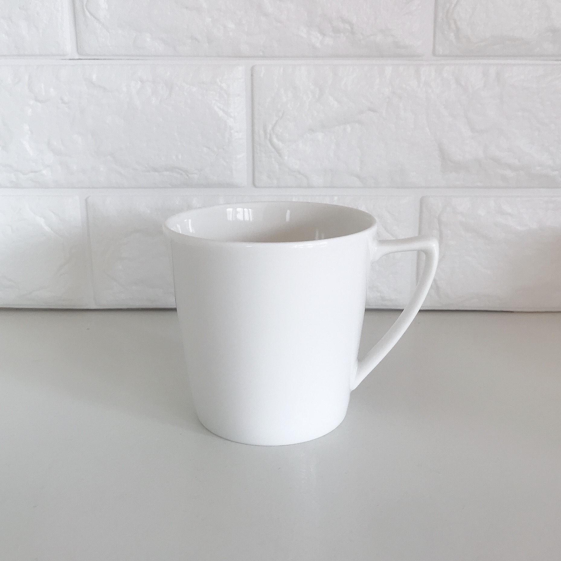 エターナルホワイト マルチマグ マグカップ