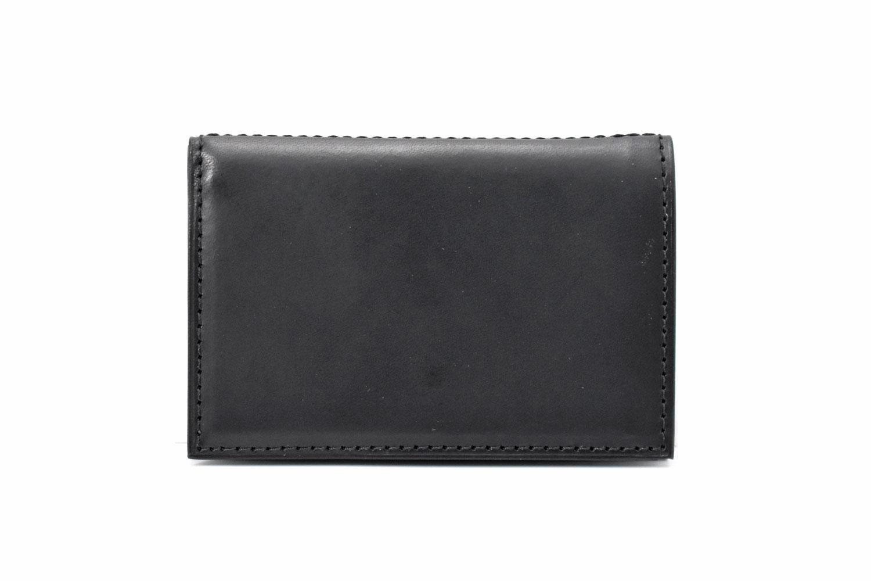 PRESSo(プレッソ) new コンパクト財布 「プレリーギンザ」 NP70610 ブラック 正面