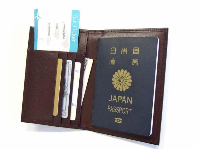 オックスフォード パスポートケース 「ゴールドファイル」 GP12118 イメージ画像
