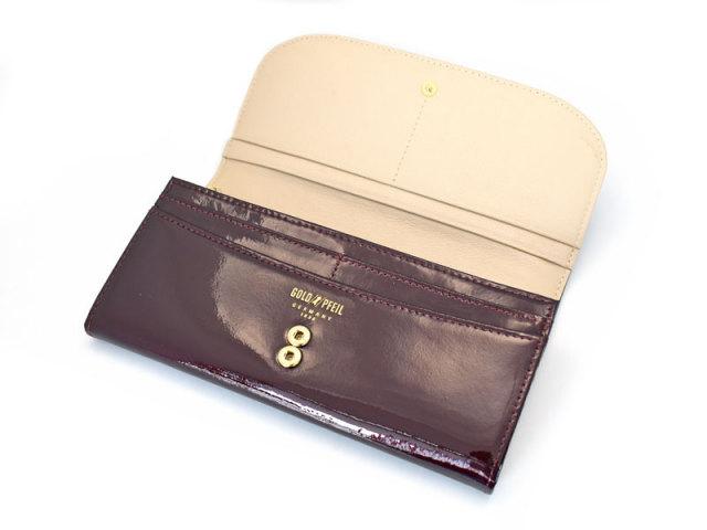 モノグラム 長財布 「ゴールドファイル」 GP36015 内作り