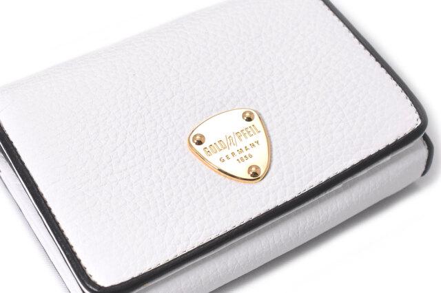 LINES(ラインズ) 二つ折り財布(小銭入れあり) 「ゴールドファイル」 GP57213 商品特徴