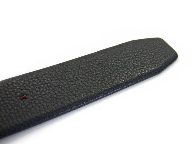 牛革ストレッチベルト 35mm幅 ピン式 「プレリーギンザ」 NB01112 特徴