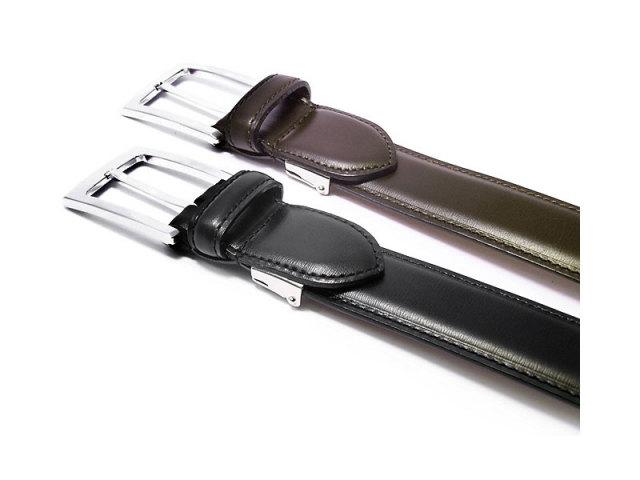Maximum(マキシマム) 30mm幅 ピン式 ベルト「プレリーギンザ」 NB10316 イメージ画像
