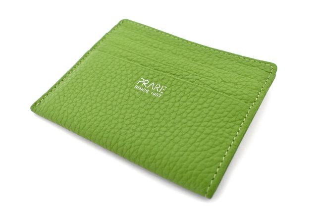 JOY (ジョイ) ミニ財布(カードコイン型) 「プレリー1957」 NP03760 グリーン 正面