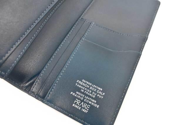 フレンチボックスカーフ 長財布 「プレリー1957」 NP11114 商品特徴
