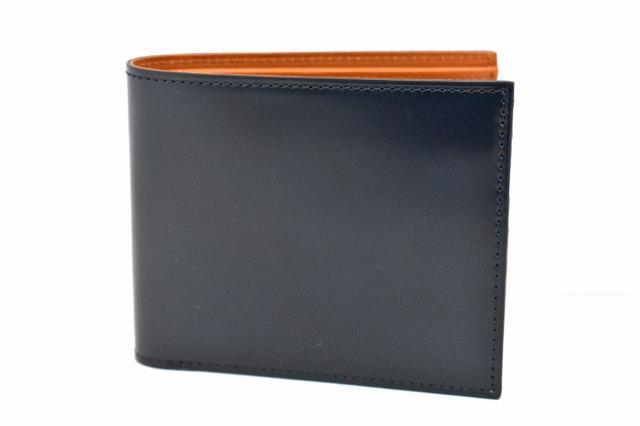 CORDOVAN1957(コードバン1957) 二つ折り財布(小銭入れあり) 「プレリー1957」 NP12223 コン 正面