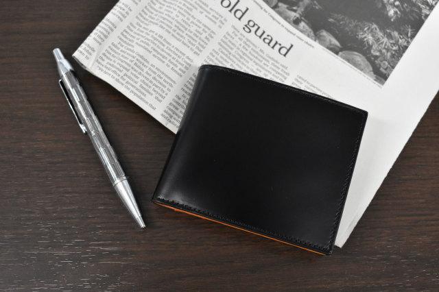 CORDOVAN1957(コードバン1957) 二つ折り財布(小銭入れあり) 「プレリー1957」 NP12223 商品特徴