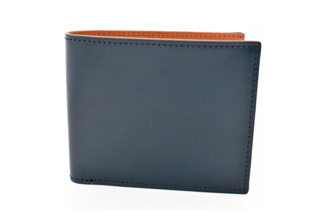 CORDOVAN1957(コードバン1957) 二つ折り財布(小銭入れなし) 「プレリー1957」 NP12318 コン 正面