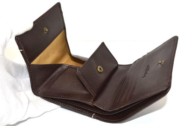 FAV(ファボ) 二つ折り財布(BOX小銭入れあり) 「ル・プレリーギンザ 」 NP20311 商品特徴