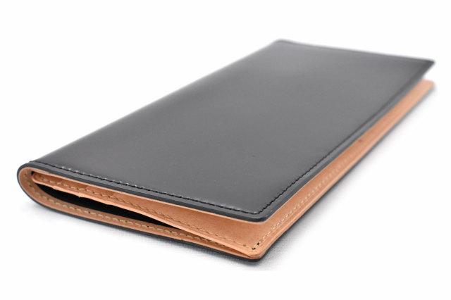 ナチュラルコードバン スマートコンパクト 長財布 「プレリーギンザ」 NP47030 商品特徴