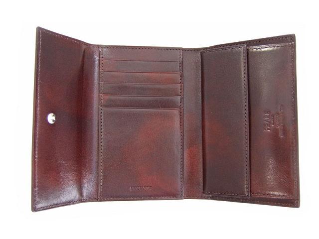 Classico(クラシコ) 三つ折り財布(小銭入れあり) 「プレリーギンザ」 NP57222 特徴