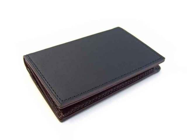 Classico(クラシコ) カード小銭入れ 「プレリーギンザ」 NP57585 クロ 正面