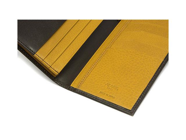 NP58127 Fusion(フュージョン) 長財布  「プレリーギンザ」 ブラック 特徴