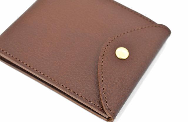 ミニマルクラシック 二つ折り財布(小銭入れなし) 「プレリーギンザ」 NP59117 商品特徴