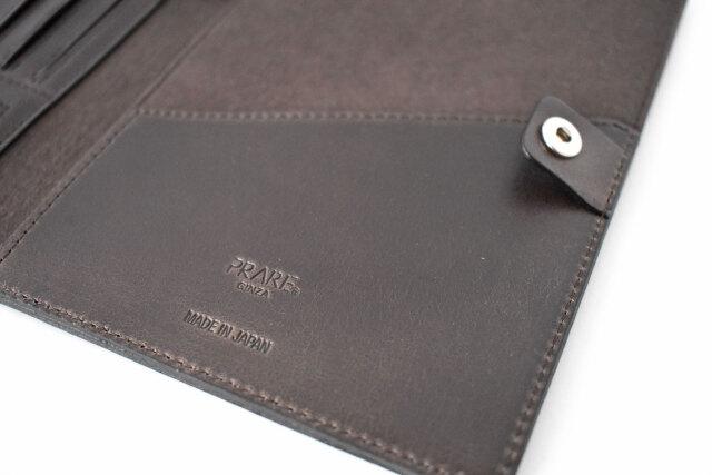 パスポートケース 鳥羽 「プレリーギンザ」 NP70915 商品特徴