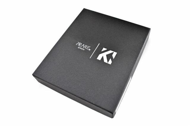 MacBookアクセサリーオーガナイザー KICS 「プレリーギンザ」 NP71012 ギフトボックス