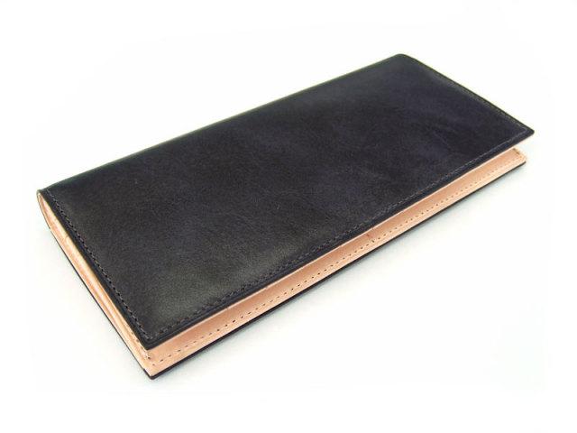 Patine(パティーヌ) 長財布(小銭入れあり) 「プレリーギンザ」 NP76023 クロ 正面