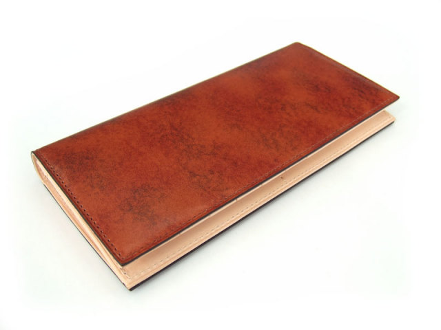 Patine(パティーヌ) 長財布(小銭入れあり) 「プレリーギンザ」 NP76023 チャ 正面