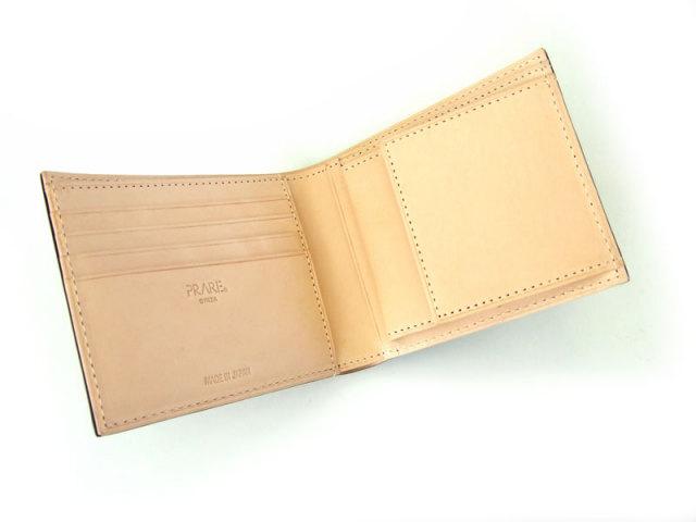 Patine(パティーヌ) 二つ折り財布(小銭入れあり) 「プレリーギンザ」 NP76220 特徴