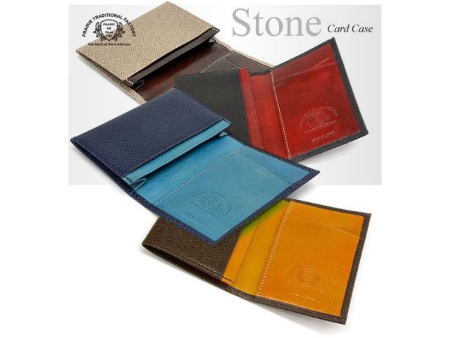 Stone(ストーン)  名刺入れ 「プレリートラディショナルファクトリー」 NPF2275 イメージ画像