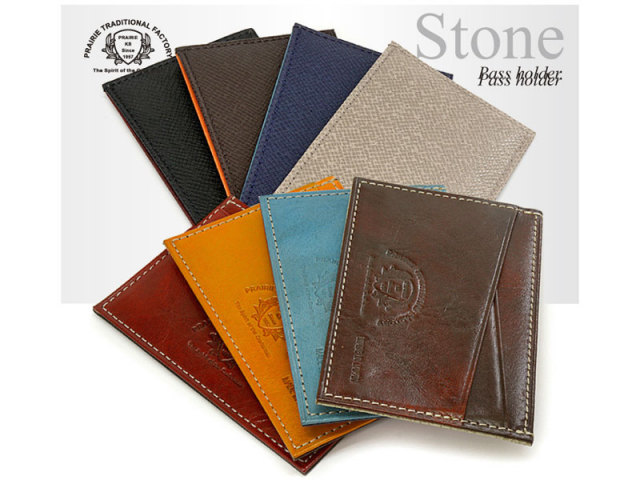 Stone(ストーン)  パスケース 「プレリートラディショナルファクトリー」 NPF2345 イメージ画像