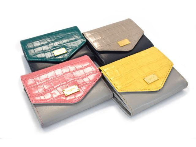 Fascino(ファッシノ) 二つ折り財布(小銭入れあり) 「ル・プレリーギンザ 」 NPL3213 イメージ画像