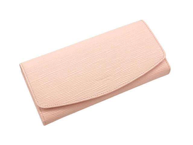 Refined(リファイン)長財布 「ル・プレリーギンザ」 NPL5014 ピンク 正面