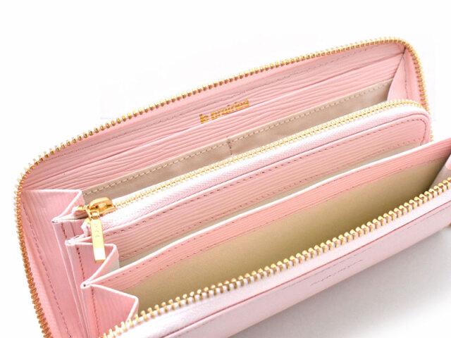 Refined(リファイン)ラウンドファスナー長財布 「ル・プレリーギンザ」 NPL5114 商品特徴